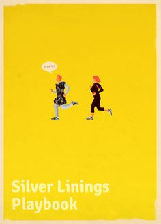 silver linings playbook on Behance