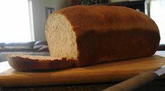Freshly Baked Wheat Bread