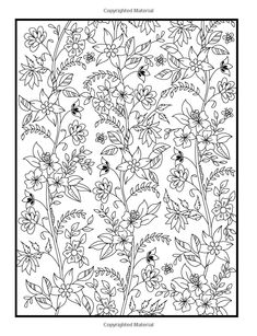 Hidden Garden: An Adult Coloring Book with Secret Forest Animals, Enchanted Flower Designs, and Fantasy Nature Patterns (9781541002159): Jade Summer, Adult Coloring Books: Books