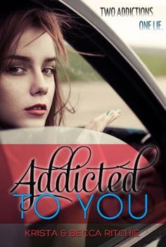 Reading and Writing Urban Fantasy, Paranormal, and Romance: Review: Addicted To You by Krista & Becca Ritchie (Blog Tour & Giveaway)