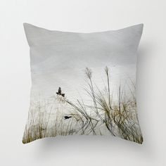 Items similar to Accent Pillow Bird In Flight Designer Pillow White Sands Monument Throw Pillow Southwest Desert Solitude Home & Office Decor on Etsy Small Cushions, Floral Cushions, Embroidered Cushions, Decorative Cushions, Cushions On Sofa, Contemporary Cushions, Modern Cushions, White Pillows, Accent Pillows