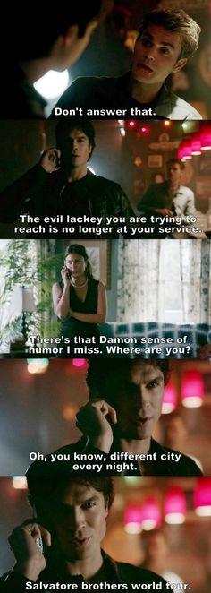 The Vampire Diaries TVD S08E09 - Damon