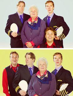 Oh, John/Arthur is being so adorably Arthur-y. :o)