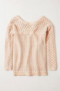 Bellevue Pullover by Anthropologie