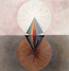 The Swan, No. 12, Group IX/SUW - Hilma af Klint - The Athenaeum