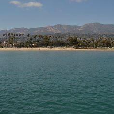 Santa Bárbara: a cidade costeira com uma passagem única! #myDestinationAnywhere #mydestinationCalifornia