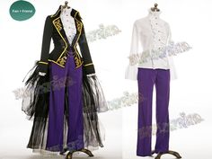 Fine cosplay items in decent price, high quality hand made, custom sizes available