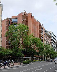 José Antonio Coderch - Edificio Girasol