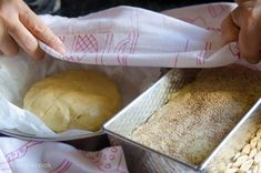Σπιτικό παραδοσιακό ψωμί | magiacook Greek Bread, Recipes, Food, Breads, Places, Bread Rolls, Recipies, Essen, Bread