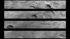 Las primeras imágenes de Marte captadas por la misión ExoMars