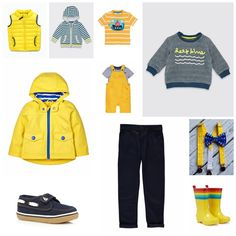 Dancing Dandelions: Fashion Friday: Toddler boys nautical navy & yellow