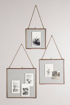 10 Tips And Tricks For Hanging Photos And Frames | #DIY #Knock-Off #Anthropologie #Hanging #Frame