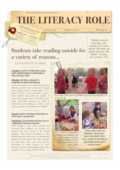 Importance of reading to children. How children adapt stories to make them their own Preschool Projects, Preschool Literacy, Early Literacy, Literacy Activities, Teaching Resources, Preschool Ideas, Teaching Ideas, Preschool Transitions, Kindergarten Classroom