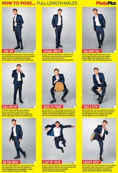 How to pose full-length males: free posing guide | Digital Camera World