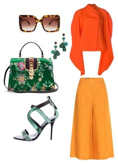 Designer Clothes, Shoes & Bags for Women Hyde Park London, Parka, Stella Mccartney, Gucci, Shoe Bag, Polyvore, Stuff To Buy, Shopping, Collection
