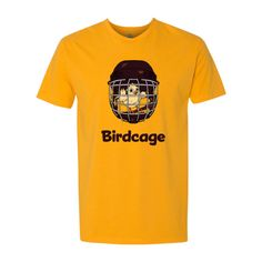 Birdcage Bird Cage, Tees, Mens Tops, T Shirt, Fashion, Supreme T Shirt, Moda, T Shirts, Tee