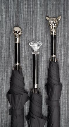 Make a statement of style with our fun + functional umbrella collection.