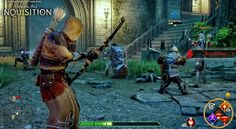 Obscure Bug in Dragon Age Inquisition Limits CompanionChat - Hardcore Dragon Age fans have gradually come to notice that the latest instalment in the series is not as talkative as expected.Though the previous game in the series was packed Bioware Games, Software House, Dragon Age Inquisition, Mass Effect, Deadpool, Superhero, Fictional Characters, Cm News, Game Blog