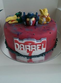 Transformers Angry Birds Birthday Parties, Birthday Ideas, Birthday Cakes, Transformer Party, Angry Birds Cake, Occasion Cakes, Amazing Cakes, Fondant, Special Occasion