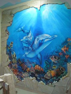 Stunning art ideas in decorating the walls
