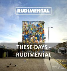 These Days Guitar Chords by Rudimental -  #thesedays #rudimental #anyguitarchords