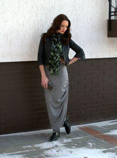 My Silk Fairytale: My first dress