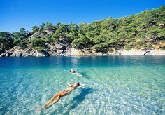 Oludeniz,Turkey..  Summer coming..