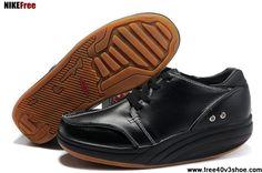 Wholesale Cheap MBT Tariki Black Brown Mens Leather Shoes Fashion Shoes Store