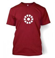 tv and film tshirts by Something Geeky Arc Reactor T-Shirt Iron Man & The Avengers Nerdy Shirts, Cool T Shirts, Dandy, Iron Man Party, Arc Reactor, Thing 1, Slogan Tshirt, Retro, Branded T Shirts