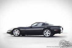 1991 ZR-1 Corvette - The fastest Corvette ever at the time.
