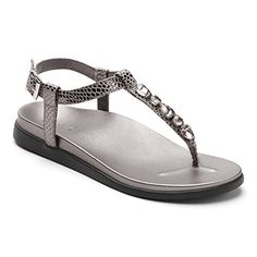 Vionic Palm Boca- Womens Sandal Pewter Snake - 9 Medium V... https://www.amazon.com/dp/B072MPCGMX/ref=cm_sw_r_pi_dp_U_x_3zKVAb9M82FE6