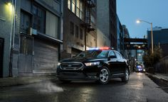 Ford's 2.0-liter Special Service Police Sedan Pursuit-Rated by Two ...