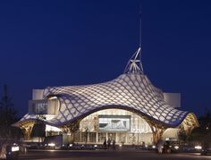 Centre Pompidou-Metz / Shigeru Ban Architects