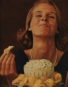 10 Recipes That Defined the 1960s Recipes of the Decades *I remember them all-made them, too!*