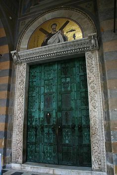 Doors of the Amalfi Cathedral