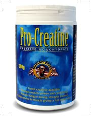 Creatine - Pure : Pro-creatine (500g)