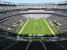 MetLife Stadium in East Rutherford, NJ