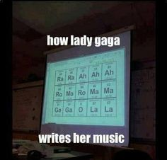 what a funny science teacher!