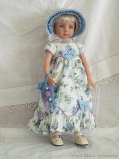13-Effner-Little-Darling-BJD-fashion-blue-lilac-Regency-OOAK-handmade-by-JEC