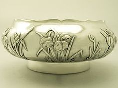 A fine and impressive antique Chinese Export Silver bowl; an addition to our dining silverware collection http://www.acsilver.co.uk/shop/pc/Chinese-Export-Silver-Bowl-Antique-Circa-1880-41p4722.htm
