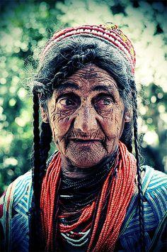 Kalasha Woman pakistan