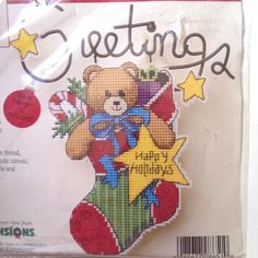 Used in Crafts, Needlecrafts & Yarn, Cross Stitch & Hardanger