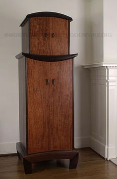 Vascevitch Stereo Cabinet