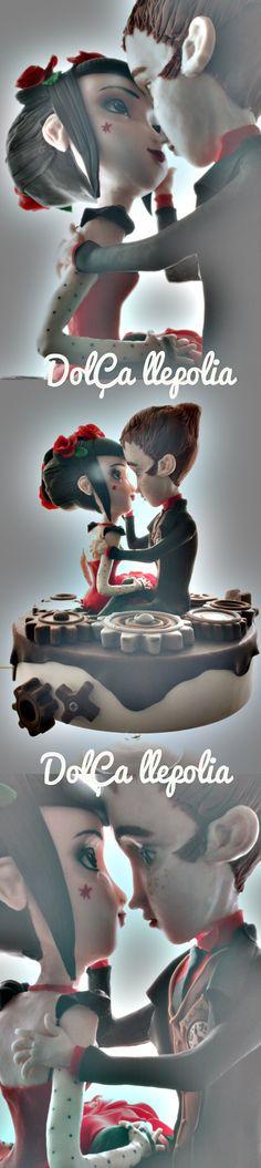 Cake Jack et la mécanique du coeur (Jack And The Cuckoo Clock Heart)