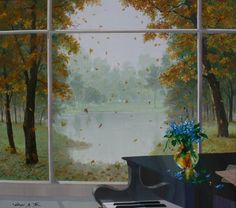 Michael Gorban, Autumn View