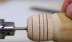 Build your own wood lathe in 30 minutes