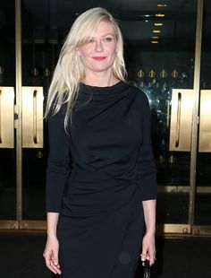 Kirsten Dunst wears Salvatore Ferragamo to The Today Show - FASHION SIZZLE BLOG