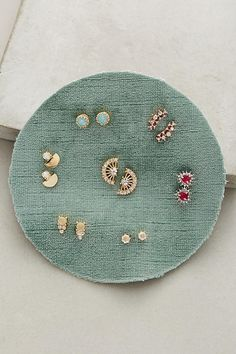 Slide View: 1: Cocktail Party Earring Set