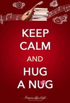 Dragon Age - Keep calm and hug a nug