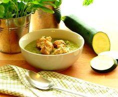 Zupa krem z cukinii - 200kcal